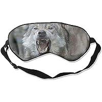 Wolf Angry 99% Eyeshade Blinders Sleeping Eye Patch Eye Mask Blindfold For Travel Insomnia Meditation preisvergleich bei billige-tabletten.eu