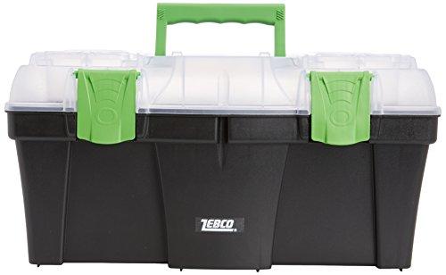 Zebco 8032002 Tool Box Eco Boîte à outils avec godet Vert