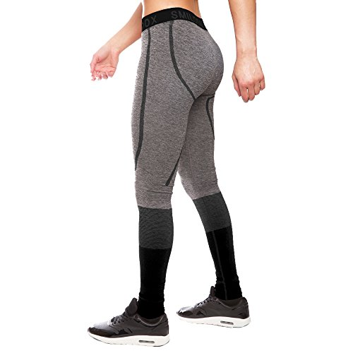 smilodox-damen-seamless-leggings-vogue-grosselfarbeanthrazit-schwarz
