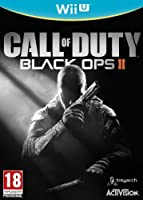 Activision WII U CALL OF DUTY BLACK OPS II 84387IT WII U CALL OF DUTY BLACK OPS II
