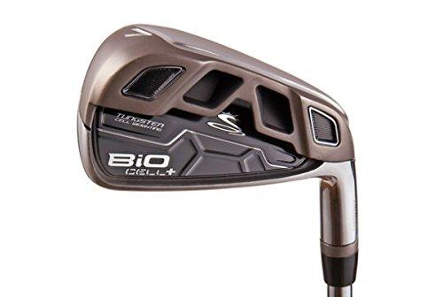 new-cobra-golf-r-h-bio-cell-black-iron-set-4-pw-kbs-tour-acciaio-regular