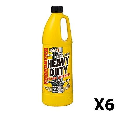 Scotch Corporation Heavy Duty Liquid Drain Opener