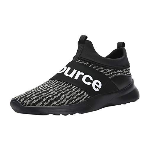 Sayla Zapatos Zapatillas para Hombres Casual Moda Verano Running Camouflage Calzado Deportivo Transpirable para Hombre Al Aire Libre MontañIsmo Calzado para Correr