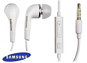 Samsung Handsfree with 3.5mm jack and mic compatible with SAMSUNG GALAXY NOTE II N7100 PHONES