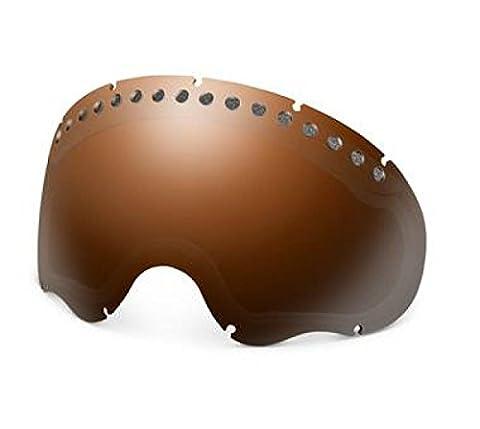 Brillenzubehör Oakley A-Frame Lens black iridium black iridium
