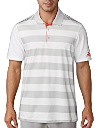 Polos Adidas Golf gris ardoise homme lHwwEEOW