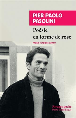 Posie en forme de rose