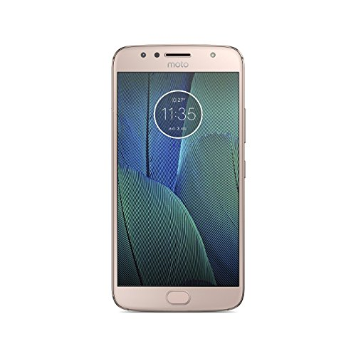 Motorola Moto G5s Plus - Smartphone de 5.5' (4G, WiFi, Bluetooth 4.2, Qualcomm...