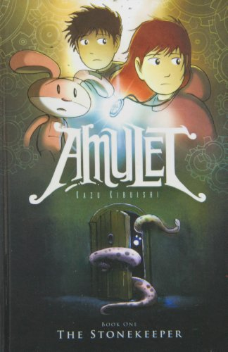 Download The Stonekeeper (Amulet) PDF - BeauDeacon