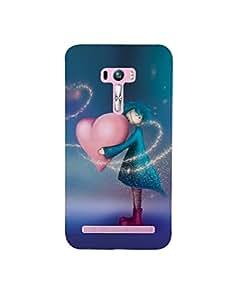 Aart Designer Luxurious Back Covers for Asus Zenfone Selfie by Aart Store.