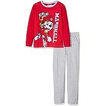Nickelodeon Paw Patrol Top Pup, Conjuntos de Pijama para Niños