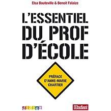 L'essentiel du prof d'école - Ebook (Langues et didactique - années précédentes)