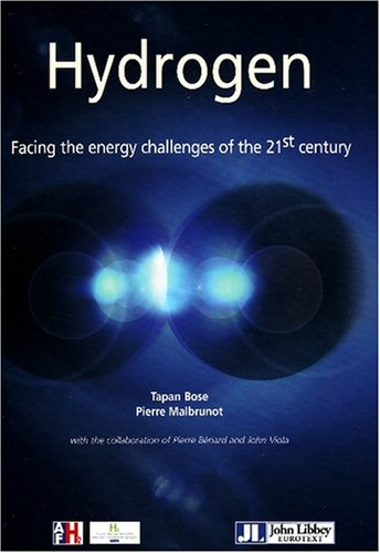 Hydrogen: Facing the energy challenges of the 21st century par Pierre Malbrunot, Tapan Bose