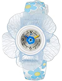 Zoop Analog Silver Dial Children's Watch -NKC4006PP01