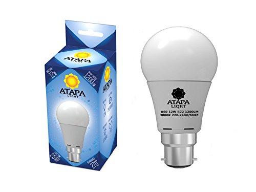 Lampade Globo A Basso Consumo : Atapa globo lampadine led a watts lumen b
