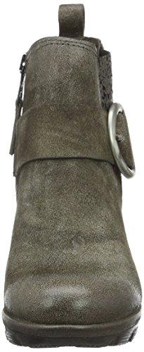 Mjus 183202-0101-6321, Bottes Classiques femme Gris - Grau (pepe)