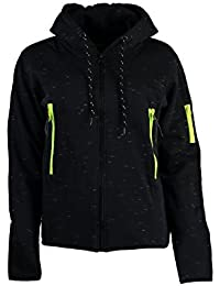 Geographical Norway - Sweat à capuche Femme Geographical Norway Fashionista Marine