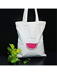 Tote Bag | Canvas Bag | Reusable Shopping Bag | Light, Comfortable And Perfect For Traveling, School, Shopping...