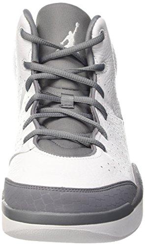 Nike Jordan Flight Tradition, gymnastique homme Blanc (Blanc/Cool Grey)