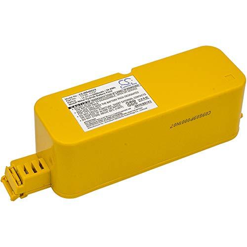 cellePhone Akku NI-MH kompatibel mit iRobot Roomba 400 410 418 4000 4130 4210 5250 (Ersatz für 11700) - 2000 mAh