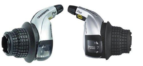 Shimano Tourney 21 Gang Fahrrad-Gang-Schalthebel RS45 Revoshifters SLRS45