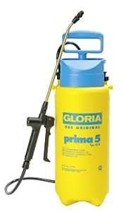 Gloria Drucksprüher Drucksprühgerät 5Liter Prima5 42E, gelb