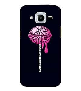 EPICCASE Loollypop art Mobile Back Case Cover For Samsung J2 2016 (Designer Case)