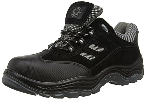 Security Line - Garone, Scarpe antinfortunistiche Unisex – Adulto Black (Black)