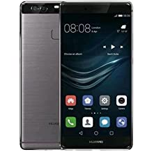 """Huawei P9 Plus 4G 64GB Grey - Smartphones (14 cm (5.5""""), 64 GB, 12 MP, Android, 6, Grey)"""