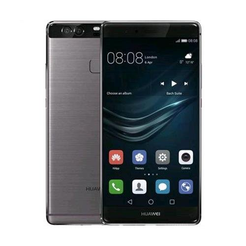 "Huawei P9 Plus 4G 64GB Grey - Smartphones (14 cm (5.5""), 64 GB, 12 MP, Android, 6, Grey)"
