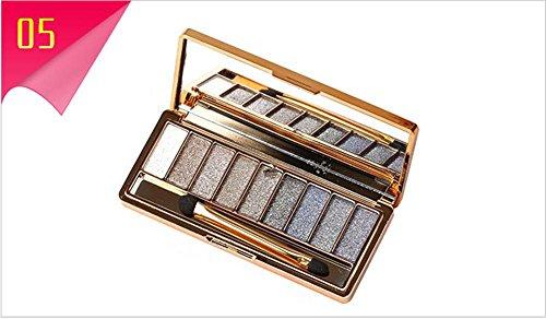 diamante-9-colores-sombra-de-ojos-profesional-elegante-exquisito-colorido-5