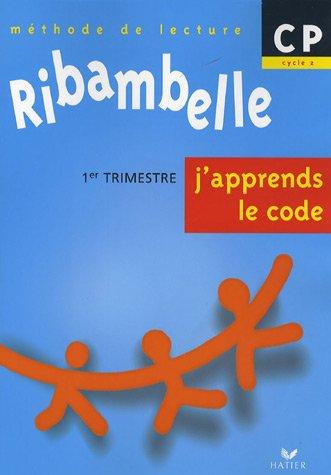 J'apprends le code CP cycle 2 : Bleu par Jean-Pierre Demeulemeester, Nadine Demeulemeester