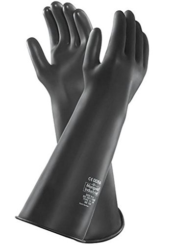 ansell-emperor-mediumweight-me104-industrial-natural-rubber-gauntlet-glovemediumblack