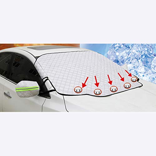 GJF Nissan Auto Special Clothing, Antifreeze Cover for Front Windshield Windshield Front Xuan Yi Tian Qi