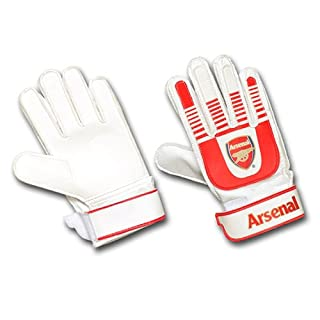 Arsenal F.C. Goalkeeper Gloves Kids Official Merchandise