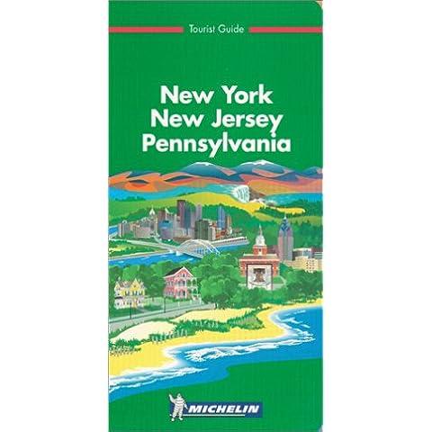 New York. New Jersey. Pennsylvania. Ediz. inglese - Italiano Jersey