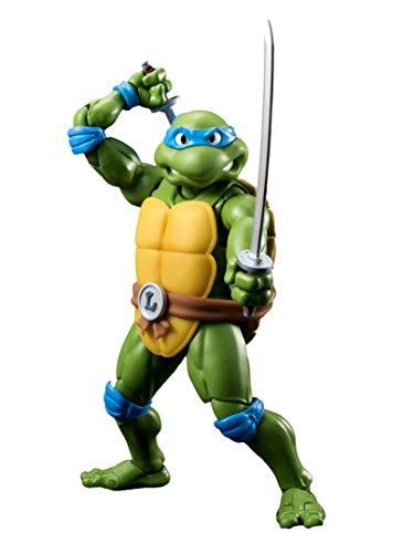 Bandai Las Tortugas Ninja Figura Articulada, 15 cm (BDITM064503)