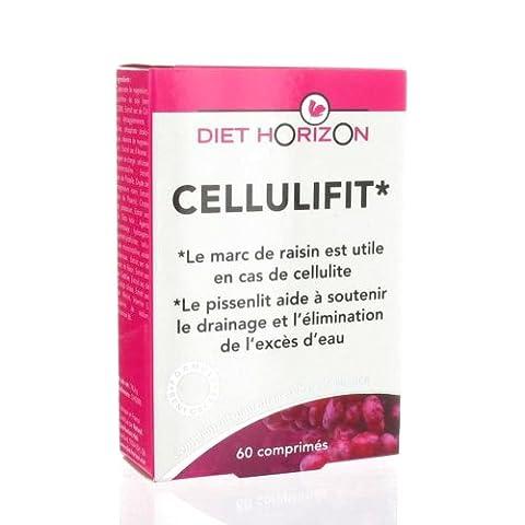 Diet Horizon - Diet horizon - Cellulifit - 60 comprimés
