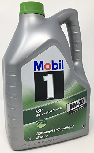 Aceite motor Mobil 1 ESP 0W-30 Advance Fully Synthetic