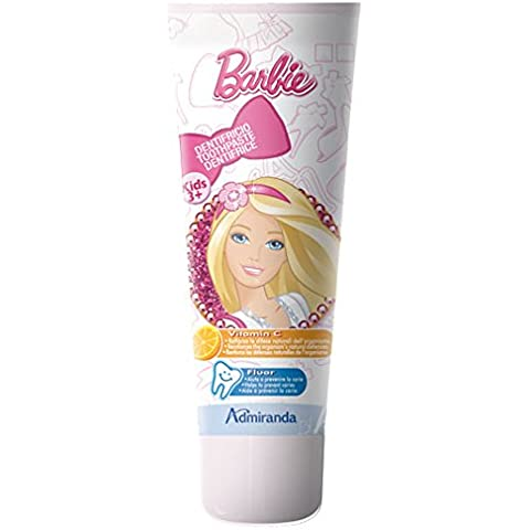 Barbie Pasta de Dientes - mb-cosmetic