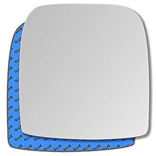 HIGHTECPL 0758RS Rechts Beifahrerseite Spiegelglas Außenspiegel