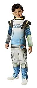 Tomorrowland - Disfraz de Miles Deluxe para niños, infantil 2-3 años (Rubie