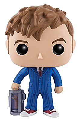 Funko - 355 - Pop - Doctor Who - 10th Doctor with Hand