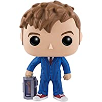 DOCTOR WHO Funko POP Tenth Doctor With Hand Vinyl Figure