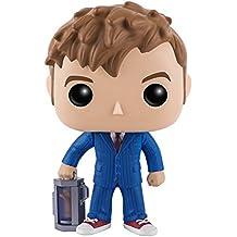 Doctor Who - Figura de vinilo 10th Doctor (Funko 10680)