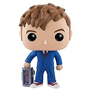 Doctor Who Figura de vinilo 10th Doctor Funko 10680