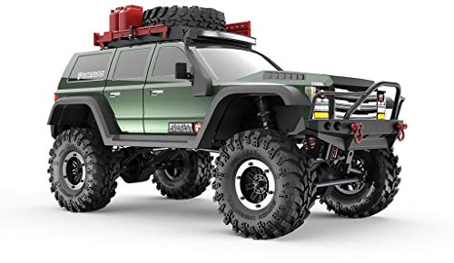 RedCat GEN7 PRO GEN 7 Pro 1:10 Elektro-Modellauto RC Crawler Green Edition Allrad RTR, Grün*