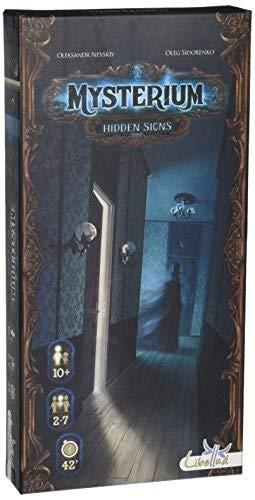 """Libellud LIBMYST02US - Juego expansión """"Mysterium Hidden Signs"""""""