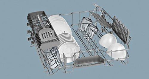 Siemens SN536S01CE iQ300 Geschirrspüler A+++ / 234 kWh/Jahr / 2660 L/Jahr / AquaStop / edelstahl -