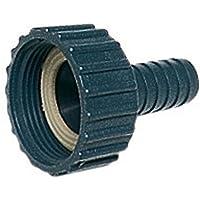 Osculati 50.187.01 - Portagomma diritto 20 mm (Hose connector straight 20mm)